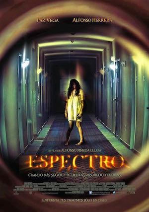 Demon Inside Spectro Poster