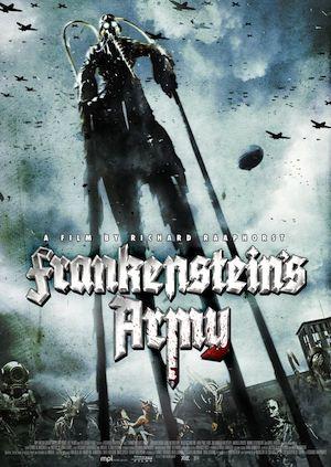 Frankensteins Army Poster