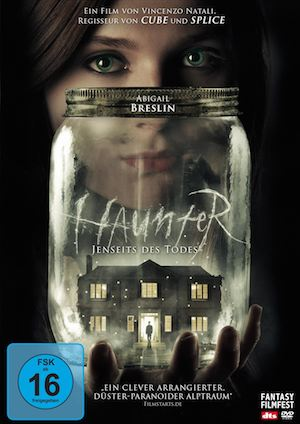 Haunter Cover