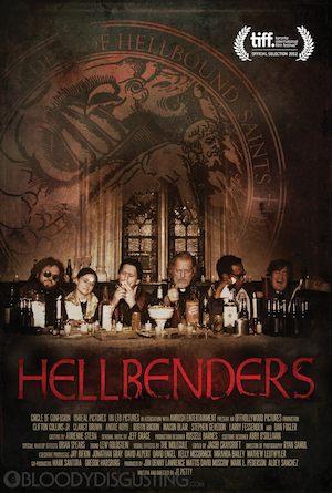 Hellbenders Poster