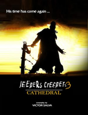 Jeepers Creepers 3 Cathedral Poster