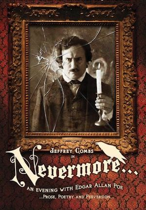 Jeffrey Combs Nevermore Poster