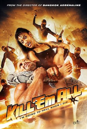 Kill Em All Poster