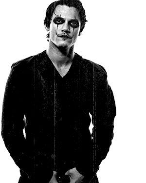 Luke Evans Crow