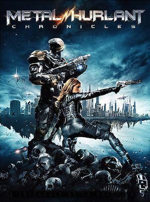 Metal Hurlant Poster