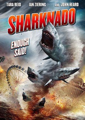 Sharknado Poster