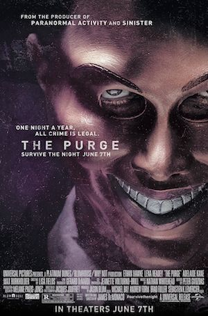 The Purge Poster