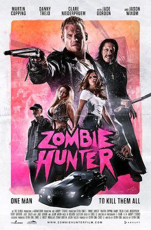 Zombie Hunter Trailer